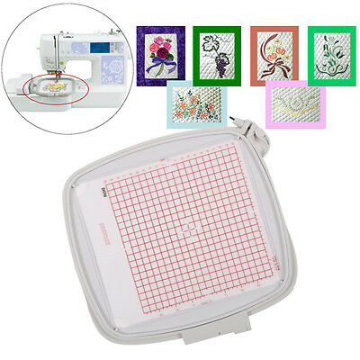 8''x8'' Sewing Machine Embroidery Frame Quilter's Hoop for Pfaff Creative Viking