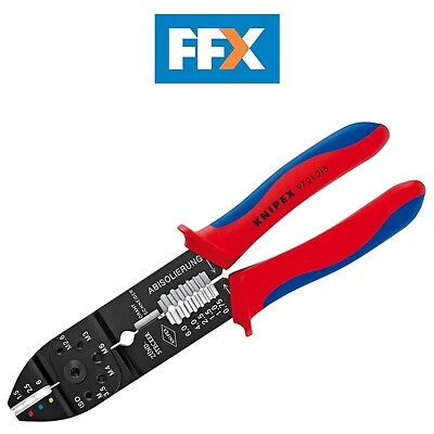 Knipex KPX9721215 Crimping Pliers 97 21 215