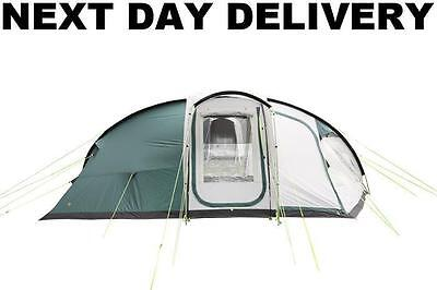 Put Up Once Green Evolution 600 Platinum 6 Man Person Berth Dome Tunnel Tent