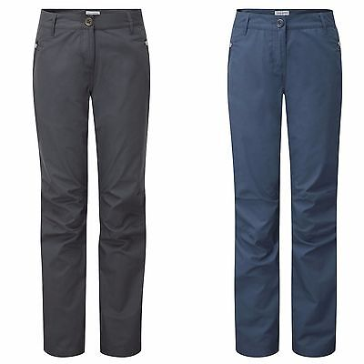 Craghoppers Womens Basecamp C65 Walking Trousers Light Weight Travel £20.99