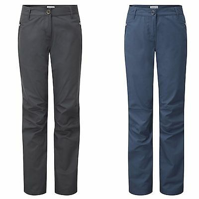 Craghoppers Womens/Ladies Basecamp Style C65 Walking Hiking Outdoor Trousers
