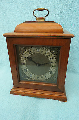Lovely Vintage Smiths Tompion Sectric Bracket Clock For Tlc