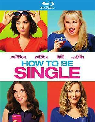How to Be Single (Blu-ray Disc, 2016)