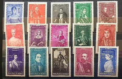£££ Monaco - timbres / stamps - MNH** - année 1942