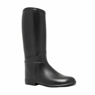 Requisite Kids Starter Long Boots Shoes Waterproof Equestrian Wellies Everyday