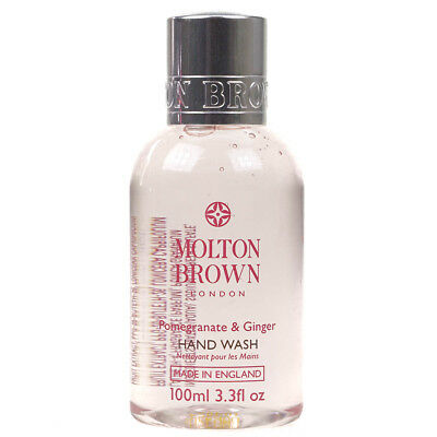Molton Brown Pomegranate & Ginger Travel Hand Wash Soap 100ml Multi Buy Savings