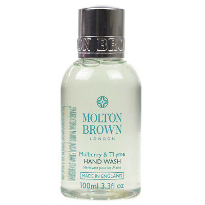 Molton Brown Mulberry & Thyme Travel Hand Wash Soap 100Ml - Multi Buy Savings