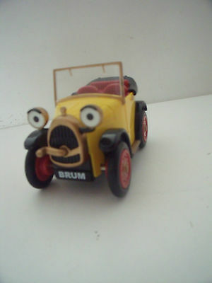 Brum - The Wibbly Wobbly Friction Powered Car - Tv Character  Golden Bear