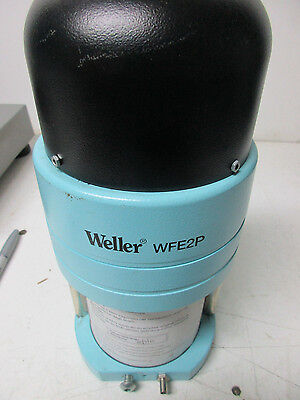 Weller WFE 2P SOLDER FUME EXTRACT 120V USED?