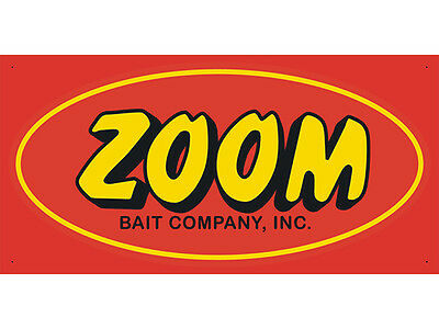 Advertising Display Banner for Zoom Bait