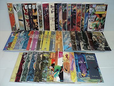 Fantasy Prestige MEGA SET! Amber 1-3, Bold Blood, more! 47 comics (bd11030)