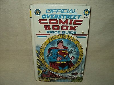 Overstreet Comic Book Price Guide #18 Used Hardcover Book 1988 Superman (T 629)