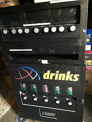 Seaga Drink And Snack Combo Vending Machine