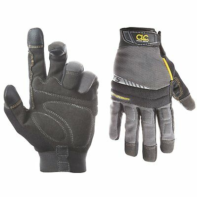 CLC 125S Handyman Flexgrip Gloves Small Synthetic Leather Work Gloves