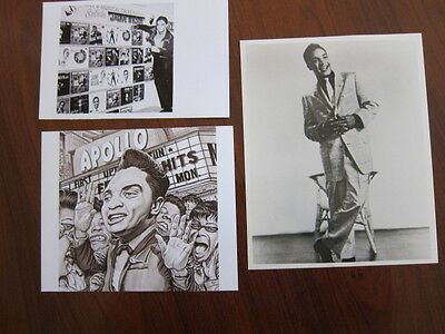 JACKIE WILSON 3 photos