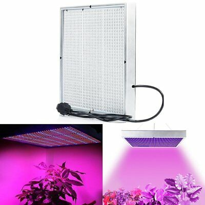 225 289 1365 LED 20W 45W 120W Grow Light Panel Greenhouse Plants Blue Red Lamp