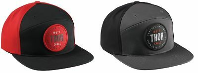 Thor MX Adult Archie Snapback Hat One Size Fits Most All Colors