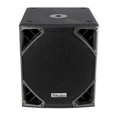 "SL Audio 15"" PA Powered Subwoofer 1000 Watt"