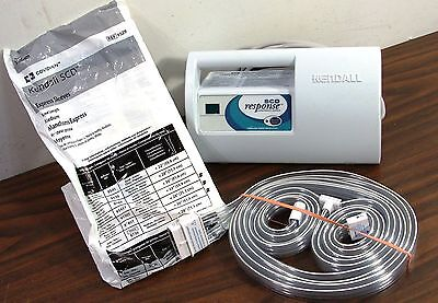 Kendall 7325 Scd Complete Set: Used Pump + New Tubing + New Sleeves - Warranty!