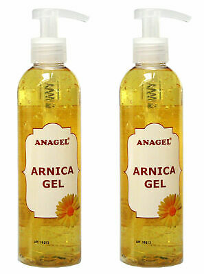 Arnica Gel 250ml Duo - 2 x 250ml -  relieves, revitalises and soothes