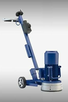 Floor Grinder BGS-250 400V, Blastrac, single disc floor grinder