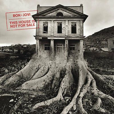 Bon Jovi - This House Is Not For Sale (NEW CD)