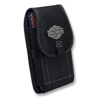 Harley Davidson Nylon Riding Belt Loop Case for Samsung Galaxy s7
