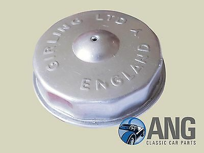 Wolseley Six '72-'75 Girling Clutch Master Cylinder Alloy Cap