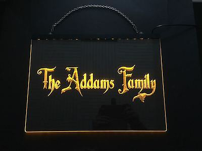The Addams Family  LED-Schild.