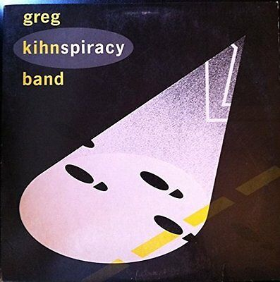 Greg Kihn Band Kihnspiracy (1983) [LP]