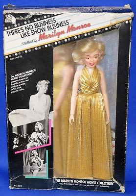 "1982 Tri-Star ""There's No Business Like Show Business"" Marilyn Monroe Doll 5015"