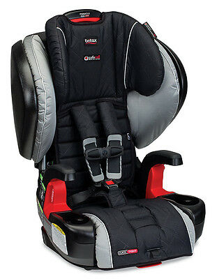 New Britax Pinnacle Clicktight Combination Harness-2-Booster Car Seat Manhattan