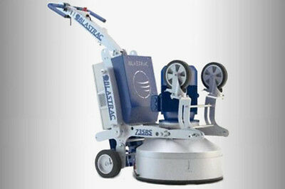 Blastrac Floor Grinder BMG-735RS, triple disc floor grinder