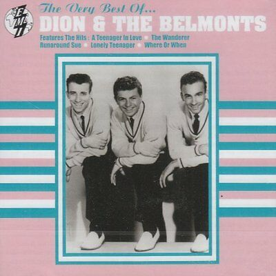 Dion and The Belmonts-The Very Best Of...  CD NEW