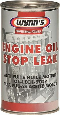 Wynns Engine Oil Stop Leak Petrol Or Diesel 325 Ml 77441