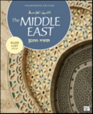 The Middle East (Paperback), Lust, Ellen M., 9781506329284