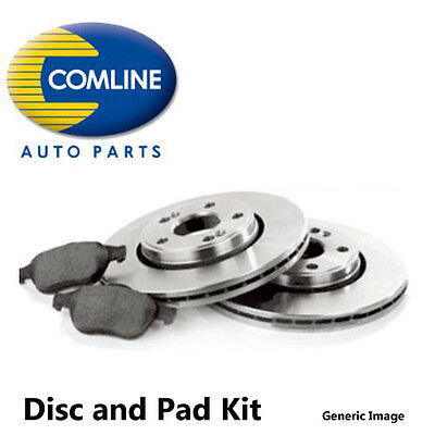 NEW COMLINE FRONT BRAKE DISC AND PAD SET Rover  COMKIT0008