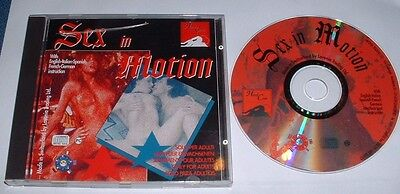 SEX IN MOTION ( Compact disc - PC ) HARD CORE COLLECTION ( ONLY FOR ADULTS )