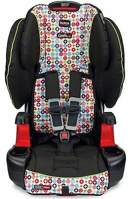 Britax Frontier Clicktight Combination Harness-2-Booster Car Seat Kaleidoscope
