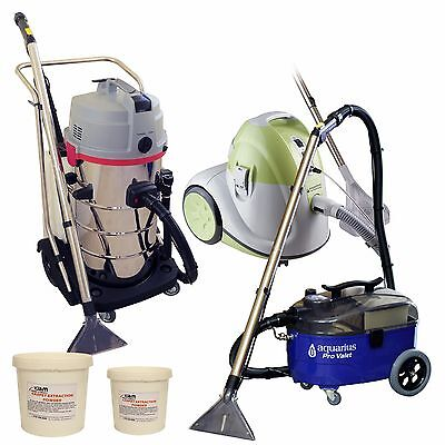 Carpet cleaning machine equipment kit  car valet - Kiam Pro Valet Contractor