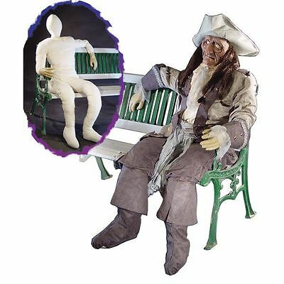 Stuffed Life Size Human Dummy Figure Halloween Fancy Dress Party Prop Decoration