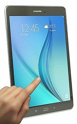 New Samsung Galaxy Tab A 8in Touch QuadCore 16GB Storage WiFi Android 5.0 Tablet