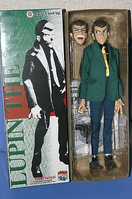 LUPIN the 3RD LUPIN 2 Face Medicom toy