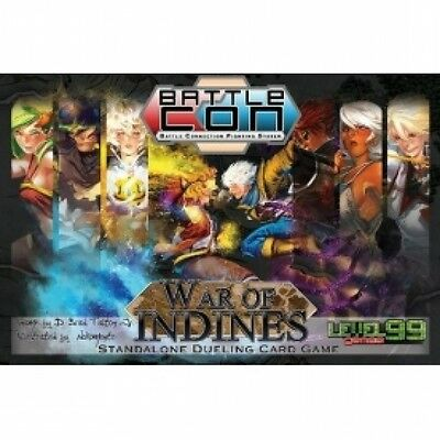BattleCon War of Indines Remastered Brand New