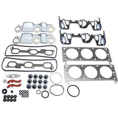 Head Gasket Set Fits 2005-2009 Chevy Equinox Pontiac Torrent 3.4L OHV