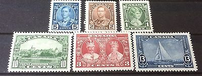 £££ Canada - 1935 -  timbre N° 173 / 78 - MH* - Georges V