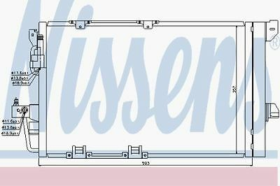 New Oe Quality Nissens Opel Astra G 2002  Ac Condenser - 94650
