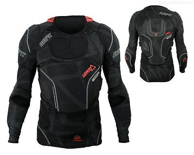 Leatt 3DF AIR FIT Body Protektor Jacket MX Protektorenjacke Motocross Gr. L-XL