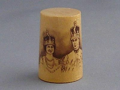 Wooden Thimble - 90 Glorious Years  (6)