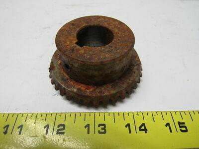 "Browning YSB12F36-20X1 Steel Bevel Gear 12"" Pitch 20° Pressure Angle  Ratio: 2:"
